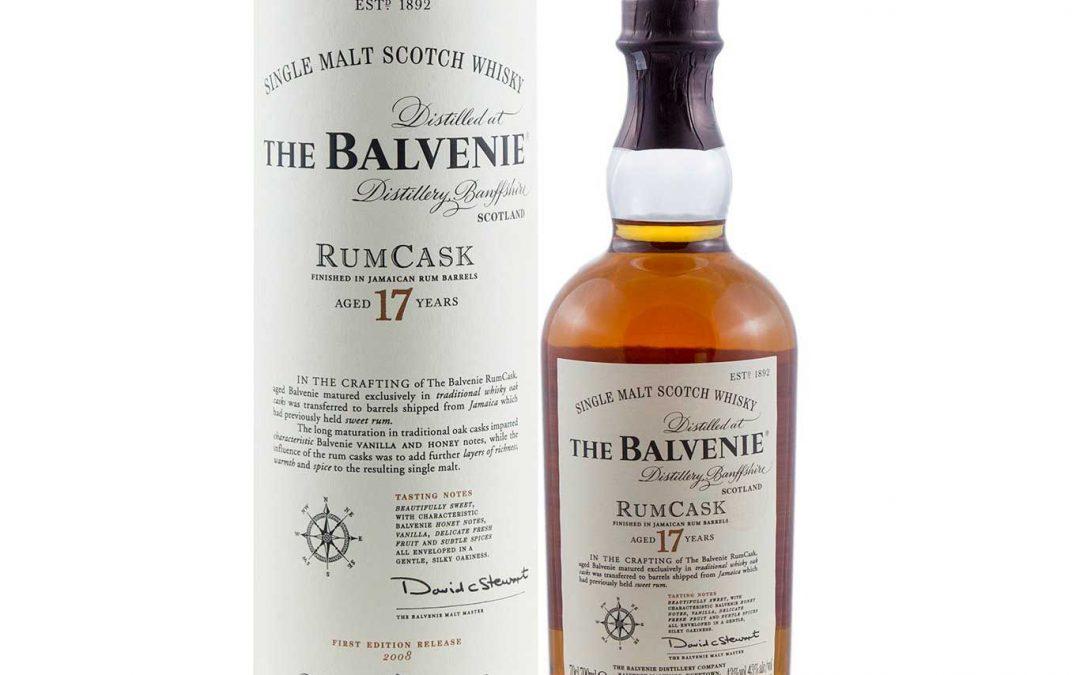 Balvenie 17 Rum cask