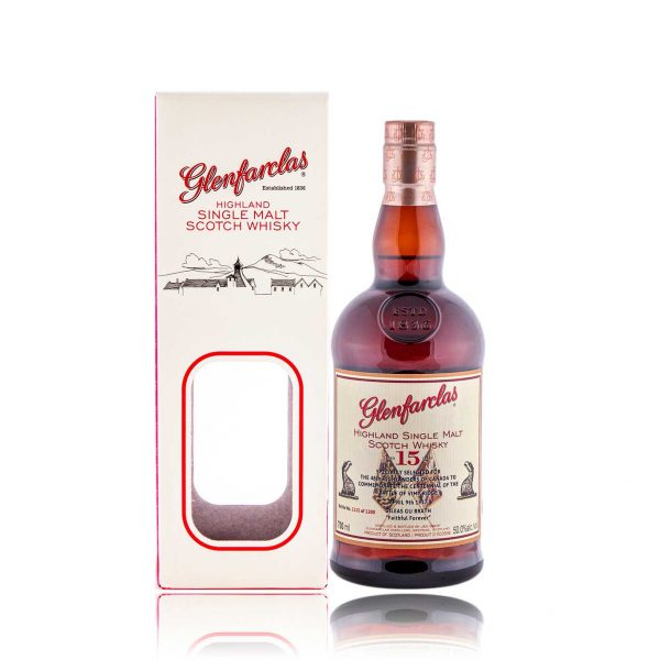 Glenfarclas 15 -The 48th Highlanders of Canada - Dileas Gu Brath