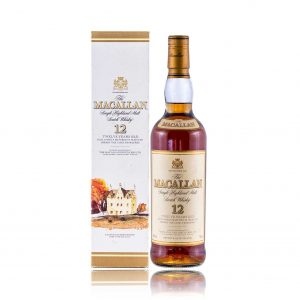 Macallan 12 Old Bottling