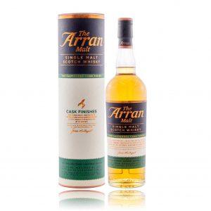 Arran - Sauternes Cask Finish