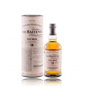 Balvenie Peat Week Aged 14 Year Old - 2002 Vintage