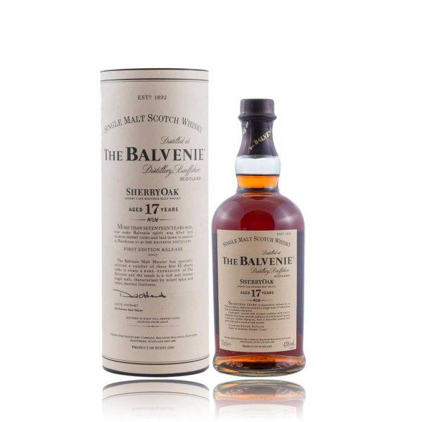 Balvenie 17 Sherry Cask