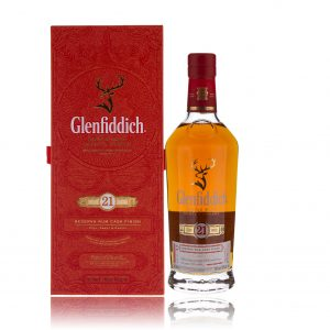 Glenfiddich 21 year old Reserva Rum Cask