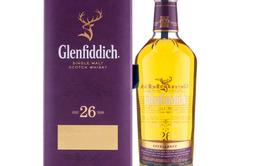 Glenfiddich Excellence 26 Year Old