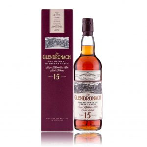 Glendronach 15 Years Old Sherry Cask
