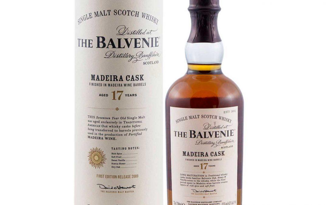 Balvenie 17 Maderia