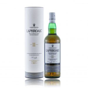 Laphroaig 11 years old