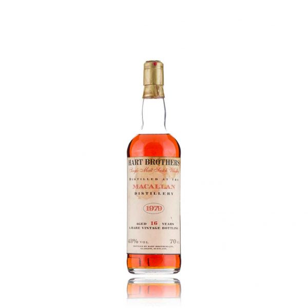 Macallan 1979 Hart Brothers 16 Year Old
