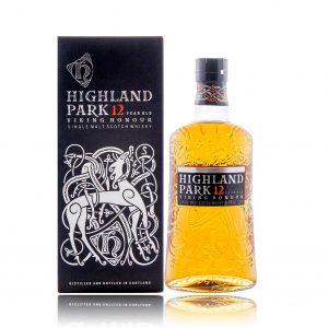 Highland Park 12 Viking Honour