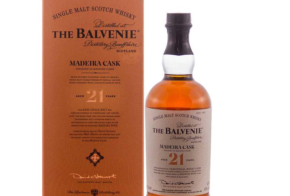 Balvenie 21 Madeira
