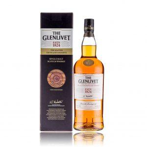 The Glenlivet The Master Distiller's Reserve