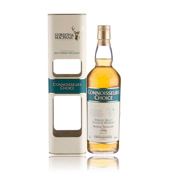 Braeval 1998 (bottled 2016) - Connoisseurs Choice (Gordon & MacPhail)