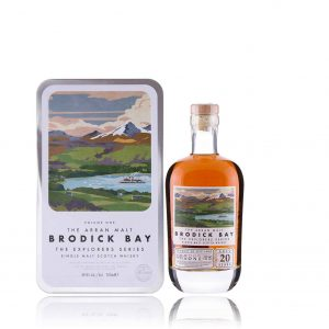 Arran 20 Year Old - Explorers Series Volume 1 - Brodick Bay
