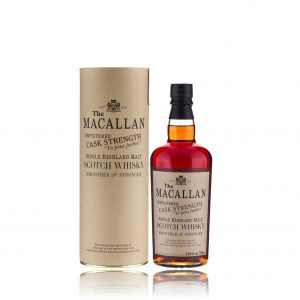 Macallan Unfiltered Cask Strength 1990 (50cl)