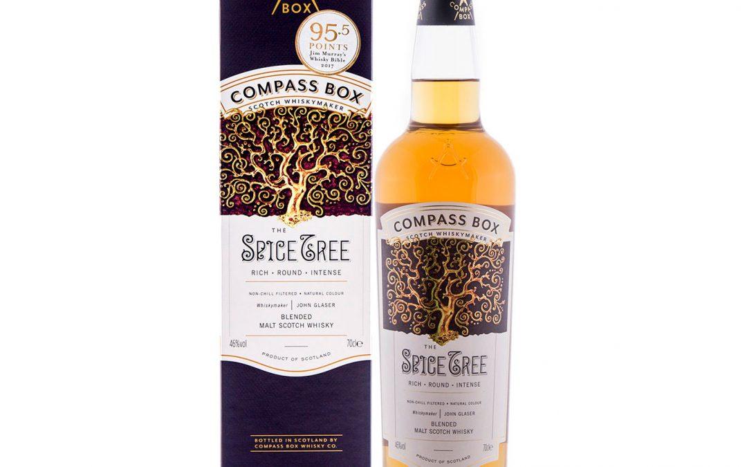 Compass Box Spice Tree Extravaganza
