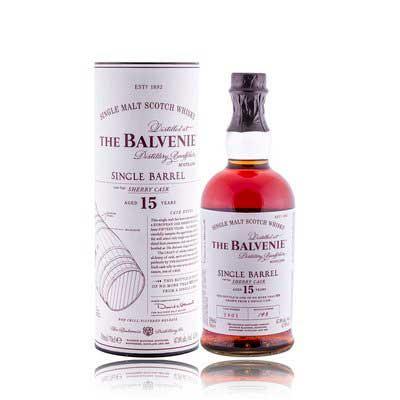 Balvenie 15 Single Barrel