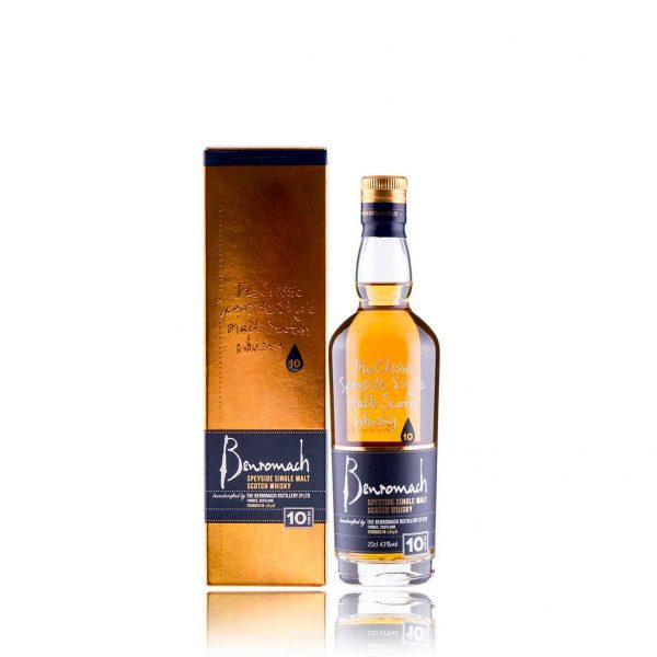 Benromach 10 Year old 20 cl