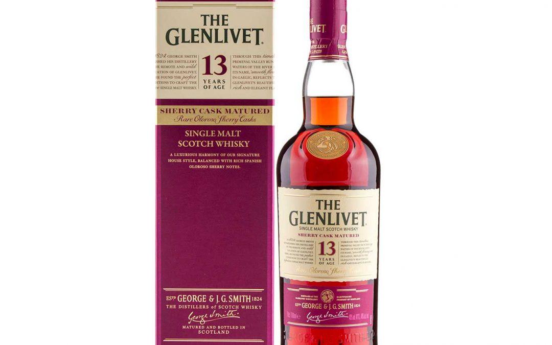 Glenlivet 13 Sherry Cask Matured