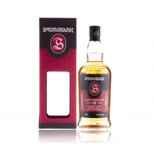Springbank 12 Year Old Cask Strength - 56.2%