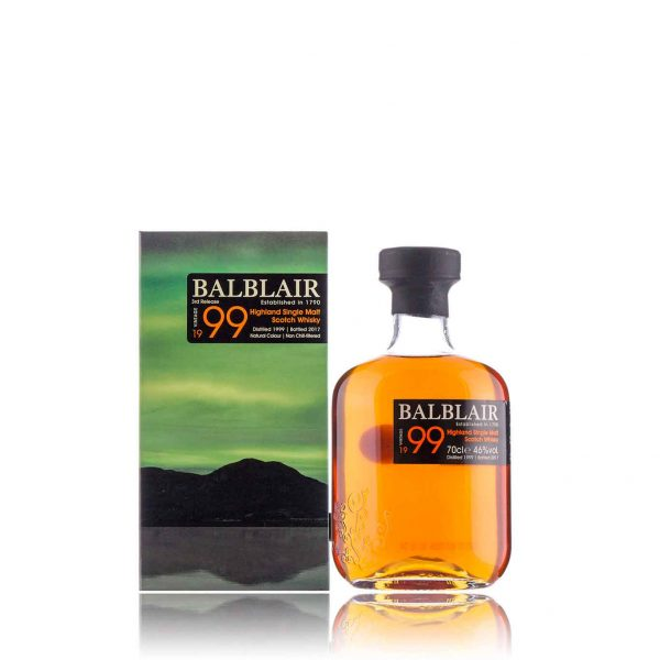 Balblair 1999 - 3rd Release