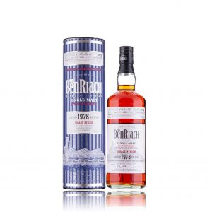 Benriach 1978 Single Cask 32 Year Old #4417 / Tokaji Finish