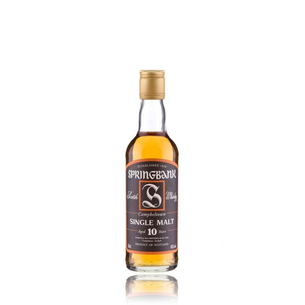 Springbank 10 Year Old - Half Bottle