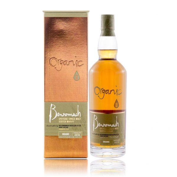 Benromach Organic 2010 (bottled 2017)