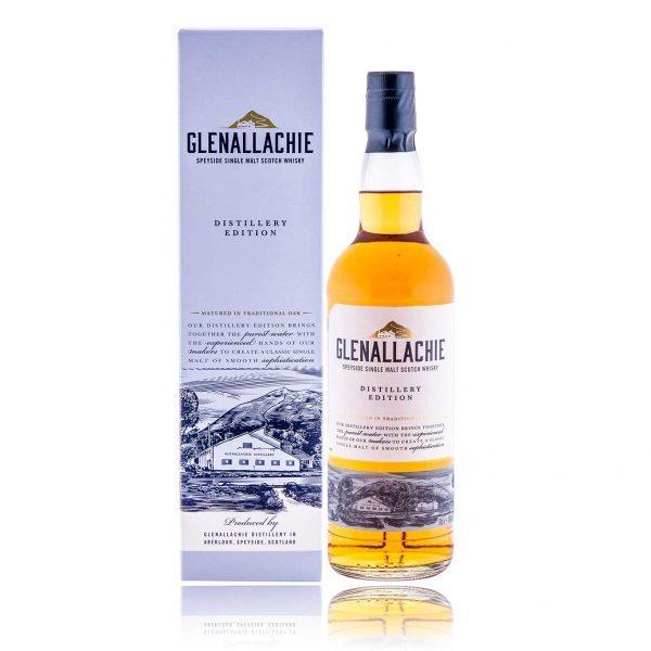 Glenallachie Distillery Edition