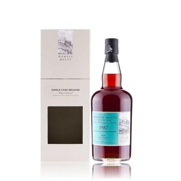 The Viceroy's Elixir 1987 - Wemyss Malts (Bunnahabhain)