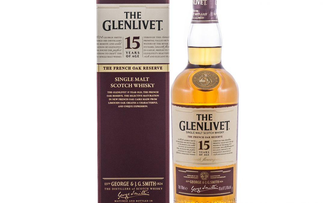 Glenlivet 15 French Oak