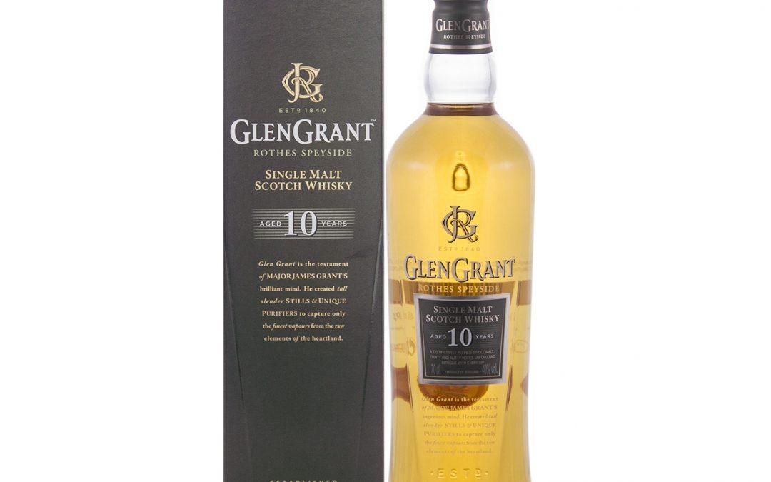 Glen Grant 10 Year