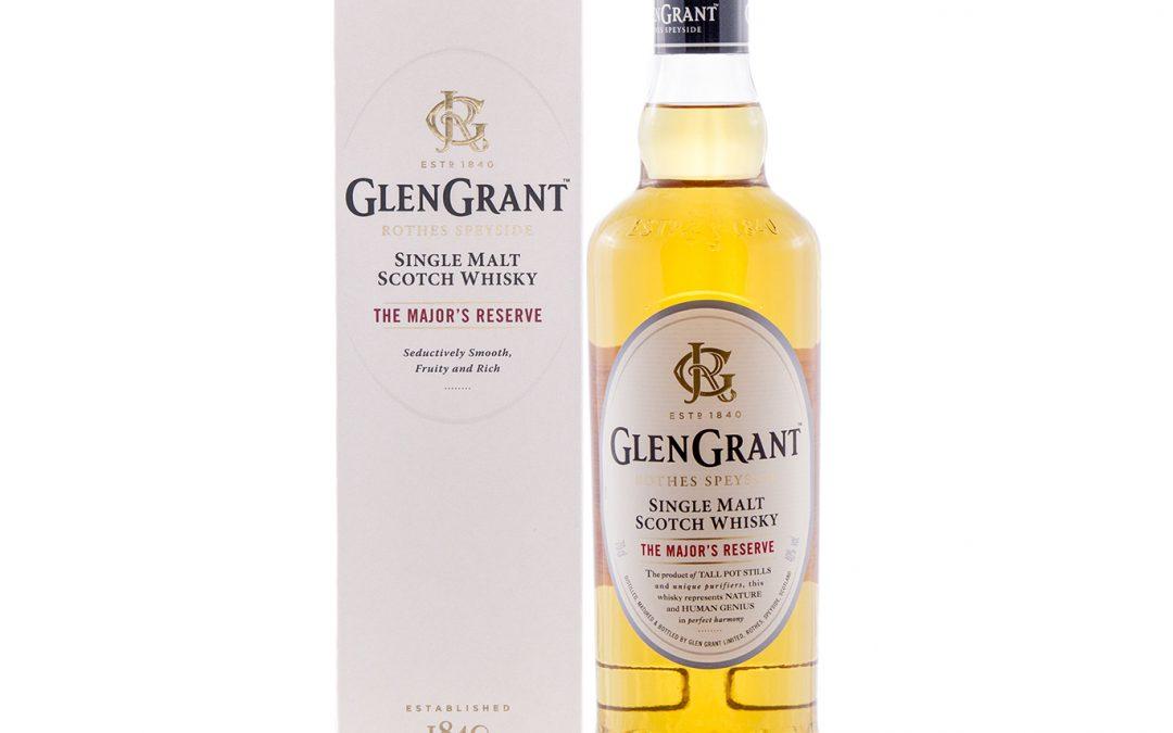Glen Grants The Major's Reserve