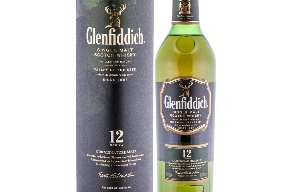 Glenfiddich Special Reserve 12 (old bottling)