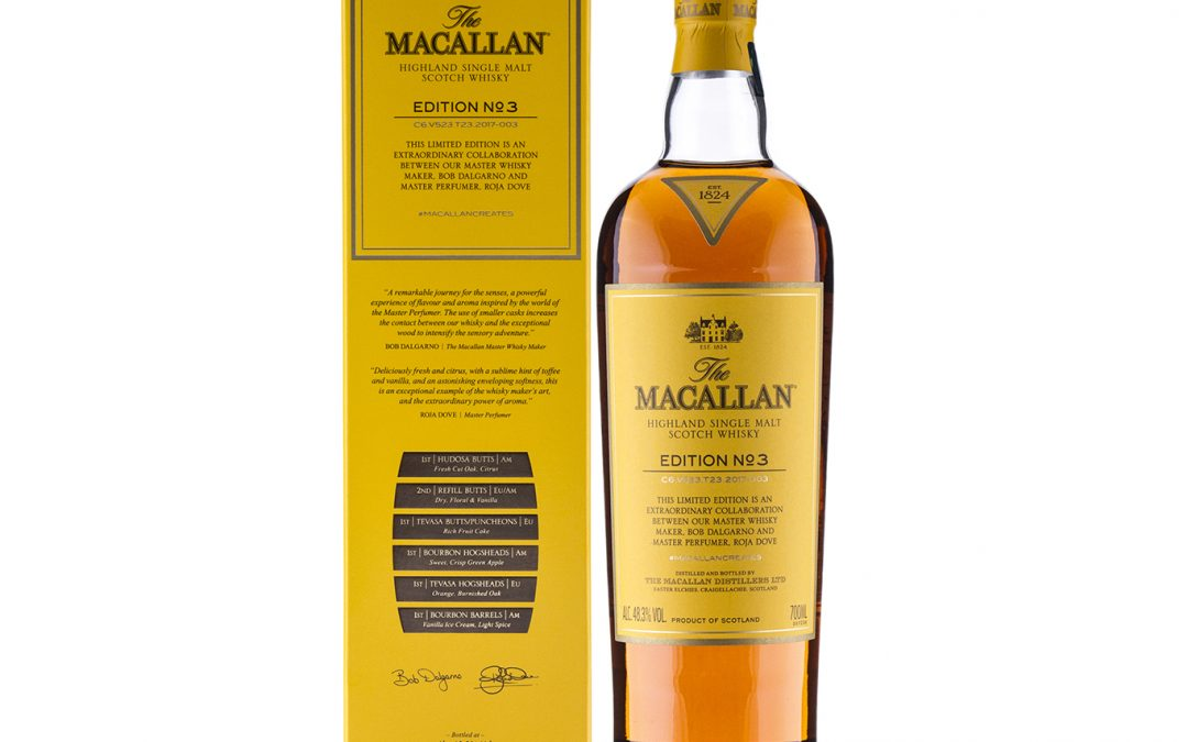 Macallan No 3 Edition