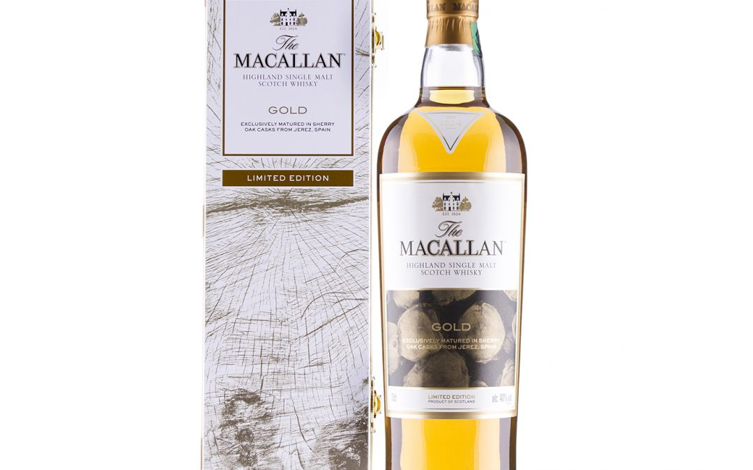 Macallan Gold 2017 Gift Tin