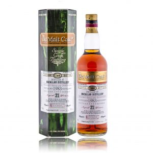 Macallan 21 Year Old 1983 Old Malt Cask