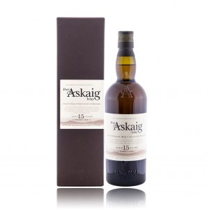 Port Askaig 15 years Sherry