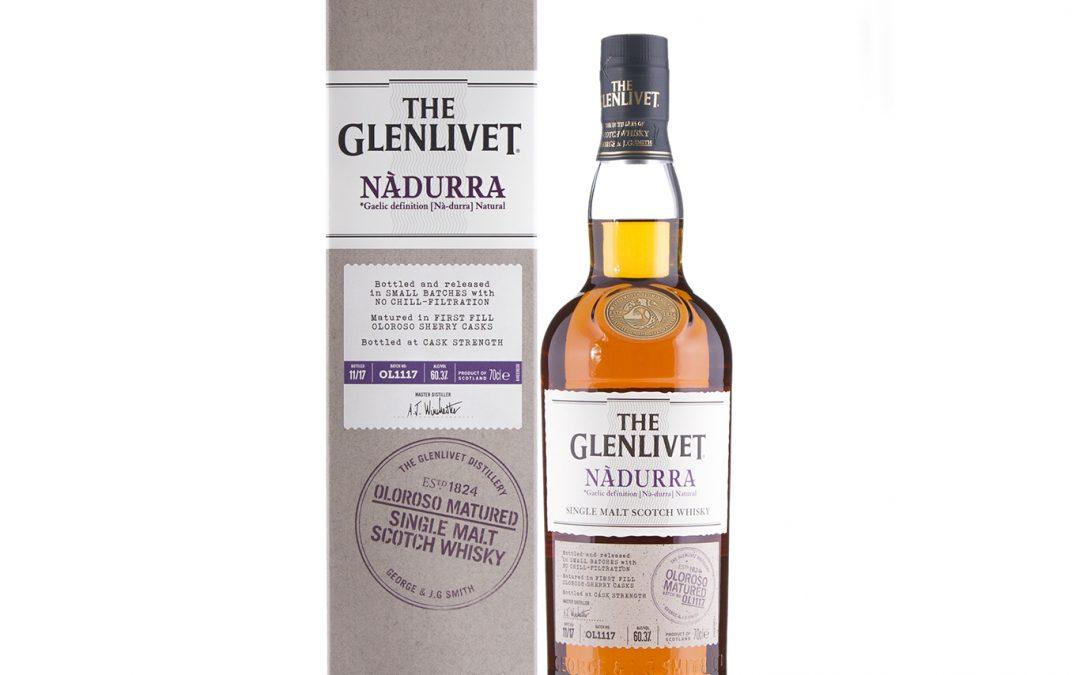 The Glenlivet Nàdurra Oloroso Batch OL0816