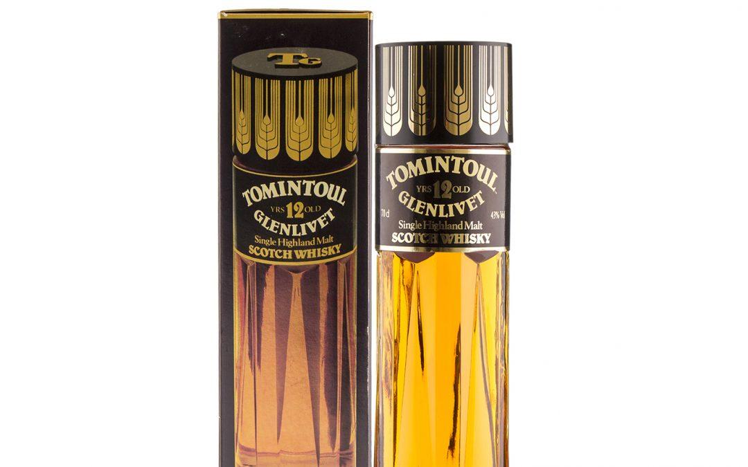 Tomintoul Glenlivet 12 year old (old bottling)