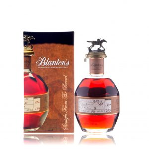 Blantons Straight from the Barrel Bourbon - Barrel 1620
