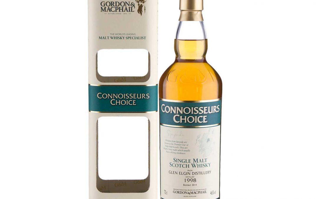 Glen Elgin 1998 (bottled 2014) – Connoisseurs Choice (Gordon & MacPhail)