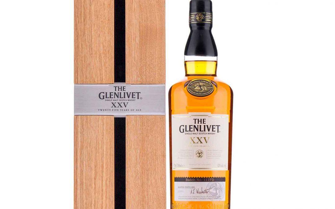 The Glenlivet XXV (25 year Old )