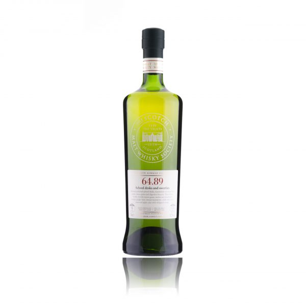 Mannochmore 2006 SMWS 9 Year Old 64.89 ( School desks and sweeties)