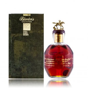 Blantons- Gold Edition - Barrel 257