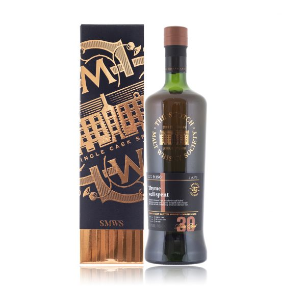 Glen Grant 1988 SMWS 30 Year old 9.150
