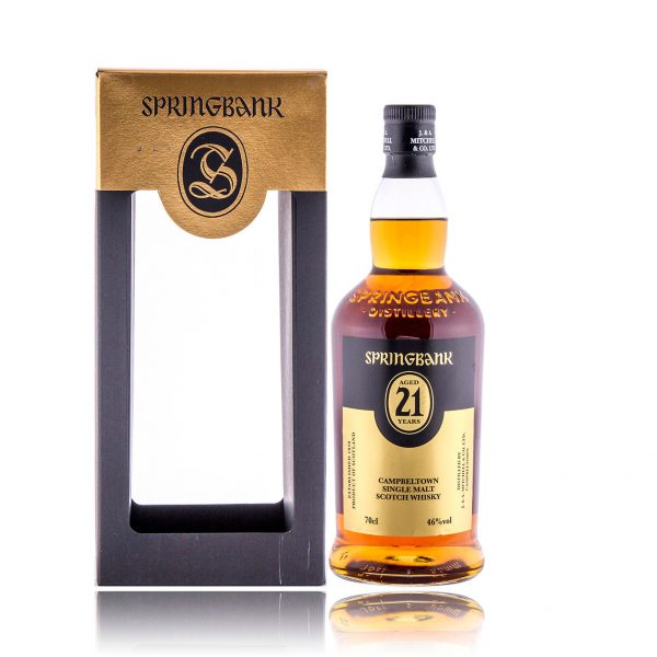 Springbank 21 Years old 2017 Release