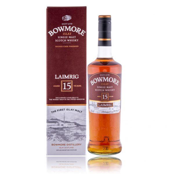 Bowmore Laimrig 15 years
