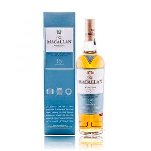 Macallan 15 Fine Oak