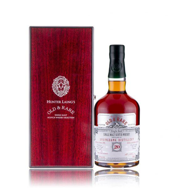 Hunter Laing Old & Rare Springbank 20 Years