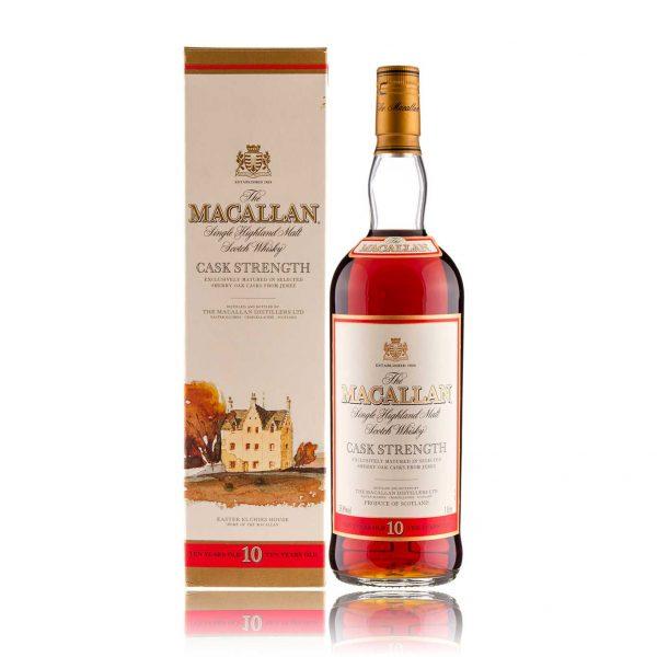 Macallan 10 Cask Strength
